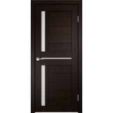 VellDoris Дверь с четвертью Duplex 3 Венге лакобель
