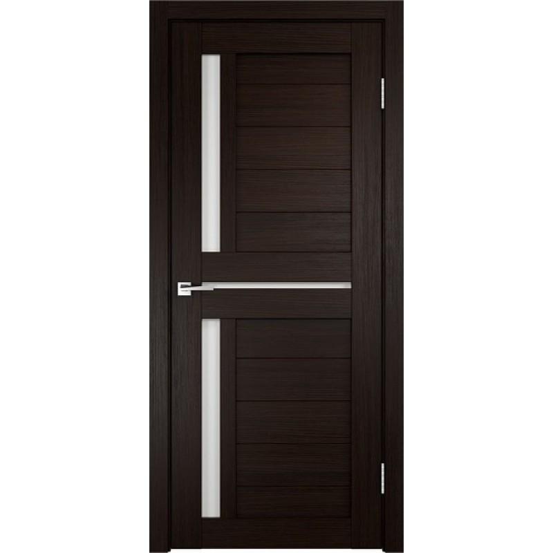 Межкомнатная VellDoris Дверь с четвертью Duplex 3 Венге лакобель