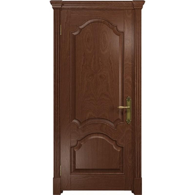 Межкомнатная Дверь DioDoor Валенсия красное дерево