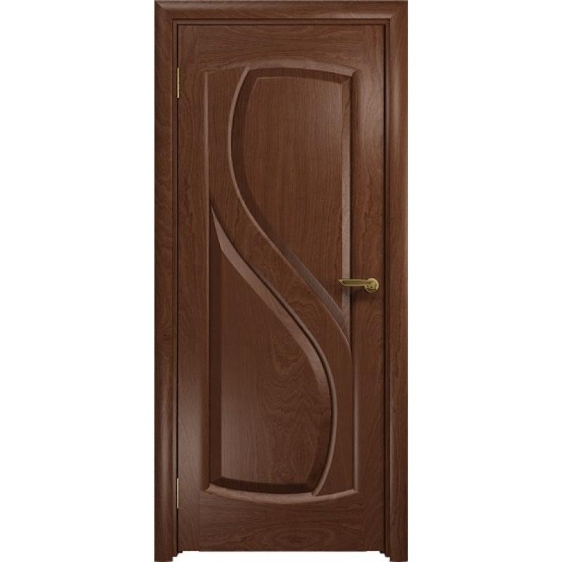 Межкомнатная Дверь DioDoor Диона-1 красное дерево