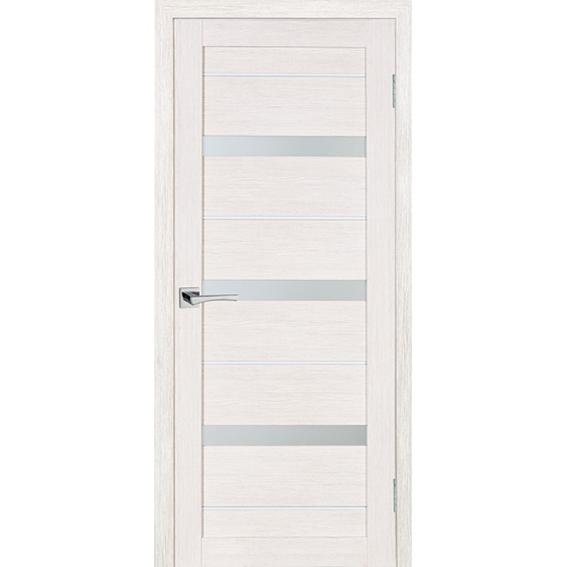 Межкомнатная Дверь МариаМ модель Техно 642 Эш Вайт мелинга мателюкс