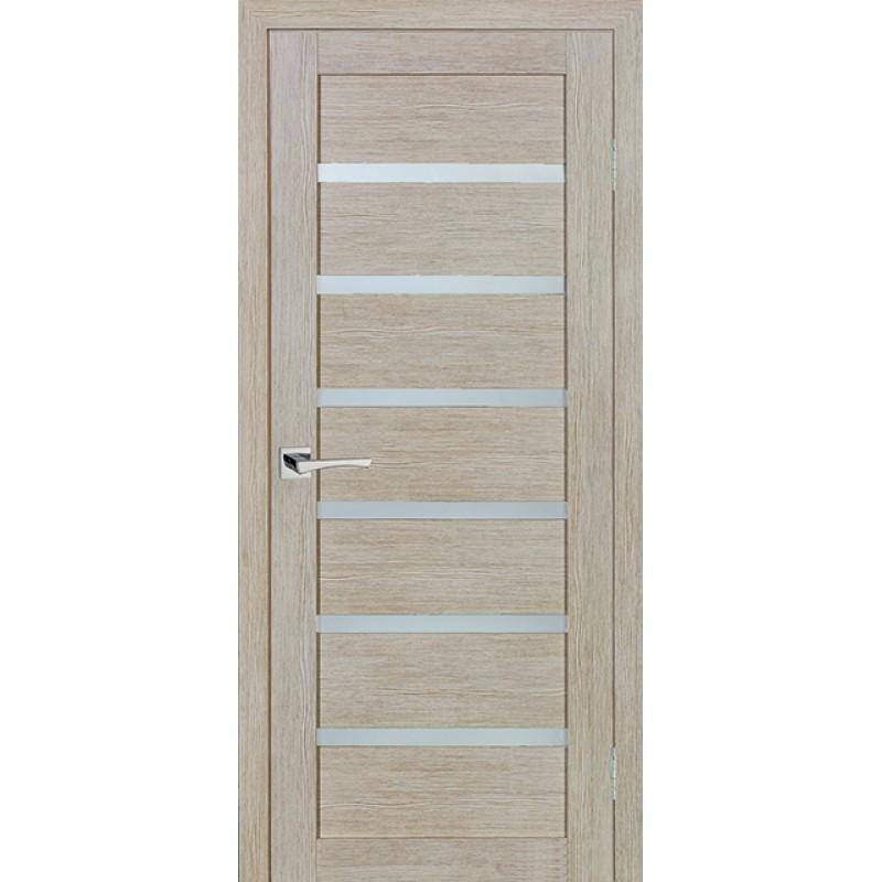 Межкомнатная Дверь МариаМ модель Техно 607 Капучино мелинга мателюкс