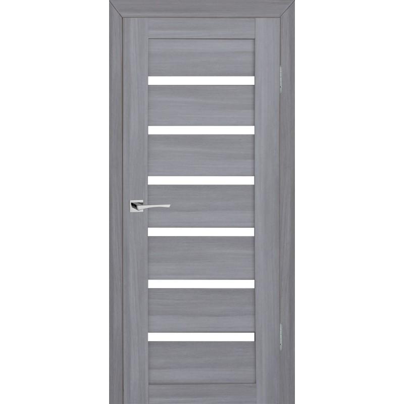 Межкомнатная Дверь МариаМ модель Техно 607 Светло-серый мателюкс