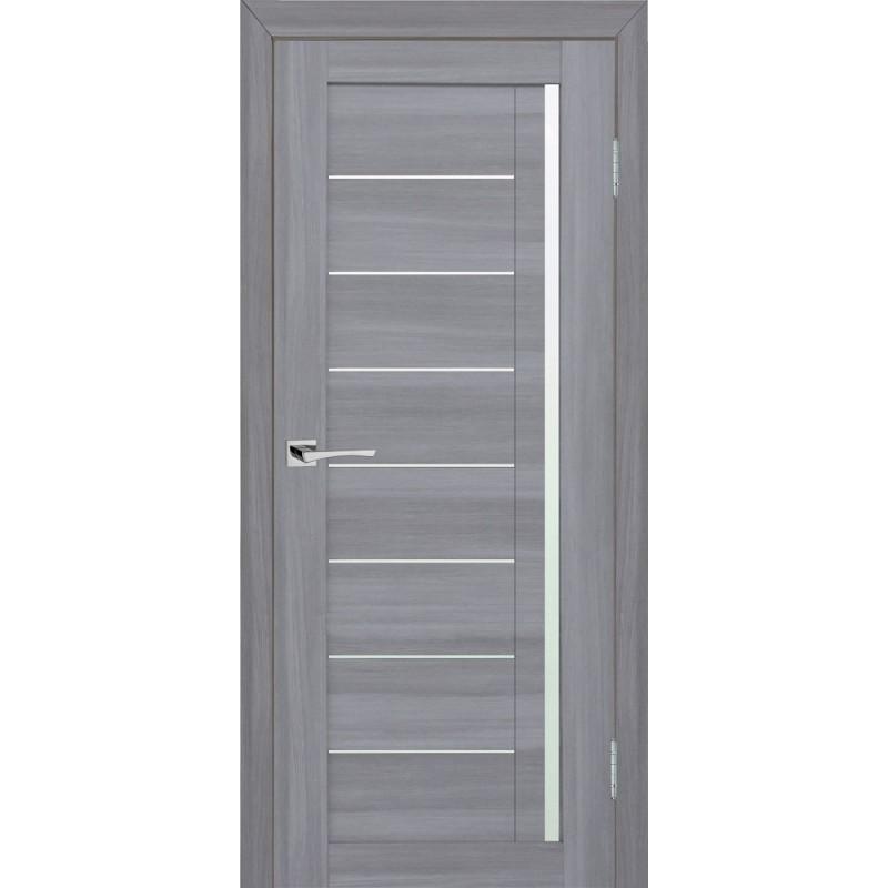 Межкомнатная Дверь МариаМ модель Техно 641 Светло-серый мателюкс