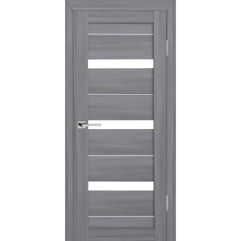 Межкомнатная Дверь МариаМ модель Техно 642 Светло-серый мателюкс