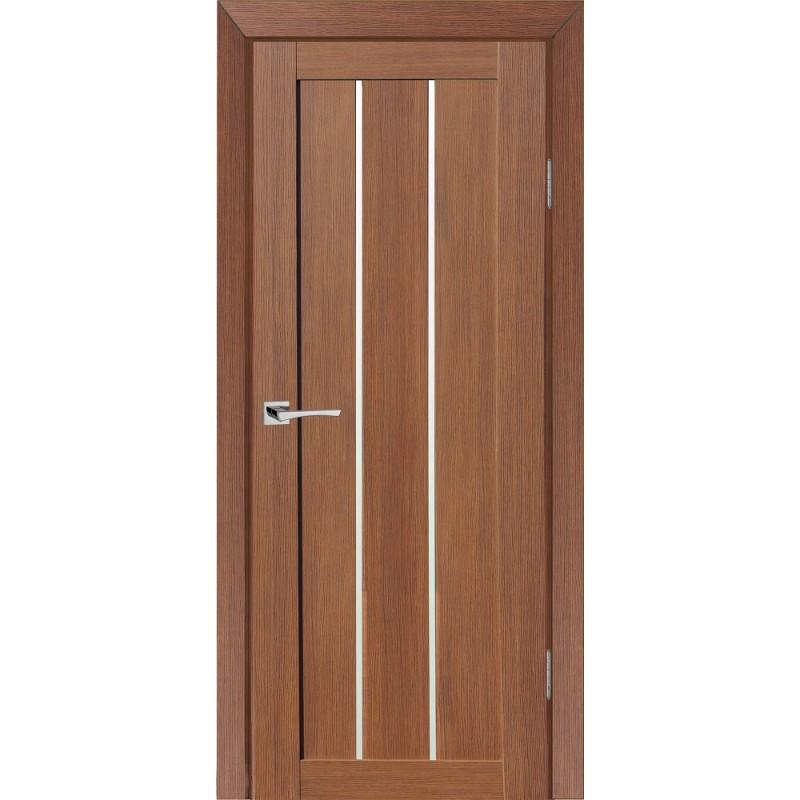Межкомнатная Дверь МариаМ модель Техно 602 Орех ночавэлла мателюкс