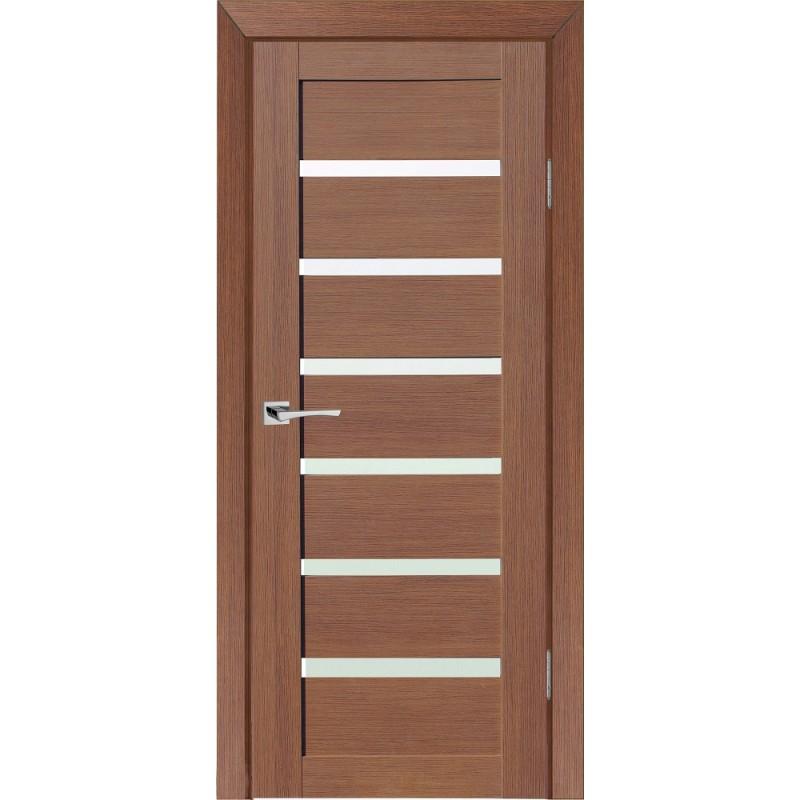 Межкомнатная Дверь МариаМ модель Техно 607 Орех ночавэлла мателюкс