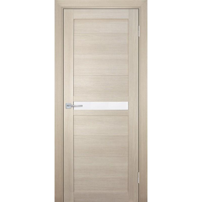 Межкомнатная Дверь МариаМ модель Техно 703 Капучино мателюкс