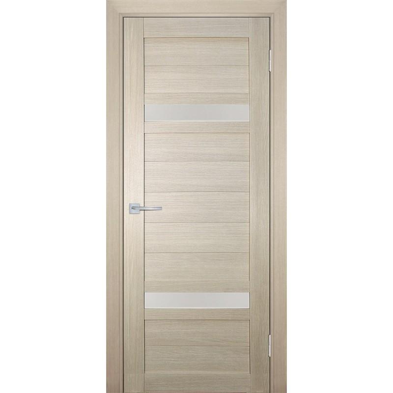 Межкомнатная Дверь МариаМ модель Техно 705 Капучино мателюкс