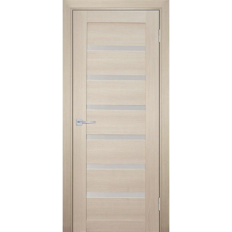 Межкомнатная Дверь МариаМ модель Техно 707 Капучино мателюкс