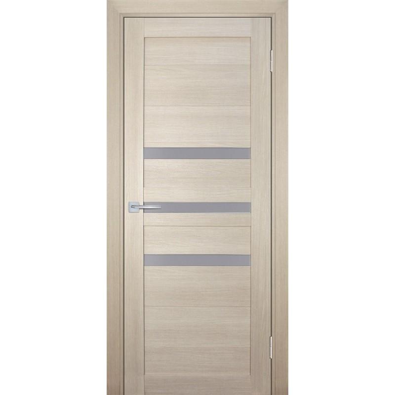 Межкомнатная Дверь МариаМ модель Техно 709 Капучино мателюкс