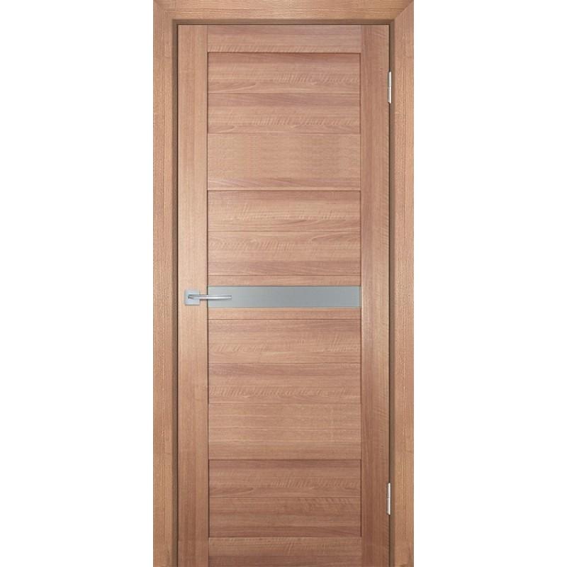 Межкомнатная Дверь МариаМ модель Техно 703 Миндаль мателюкс