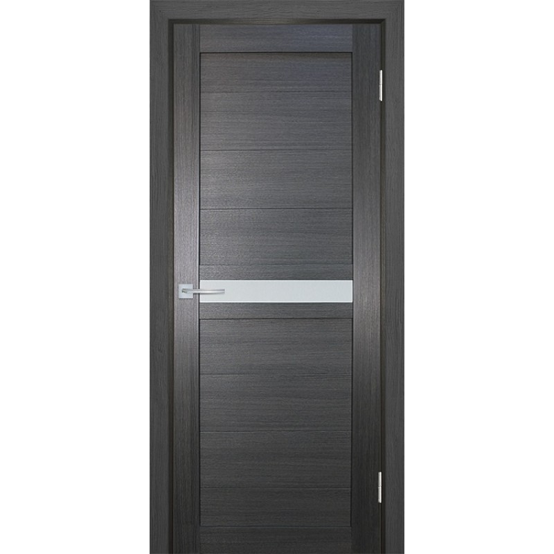 Межкомнатная Дверь МариаМ модель Техно 703 Грей мателюкс