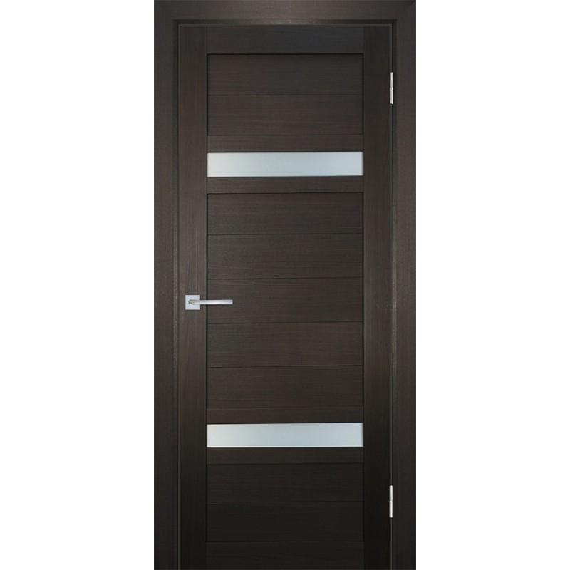 Межкомнатная Дверь МариаМ модель Техно 705 Венге мателюкс