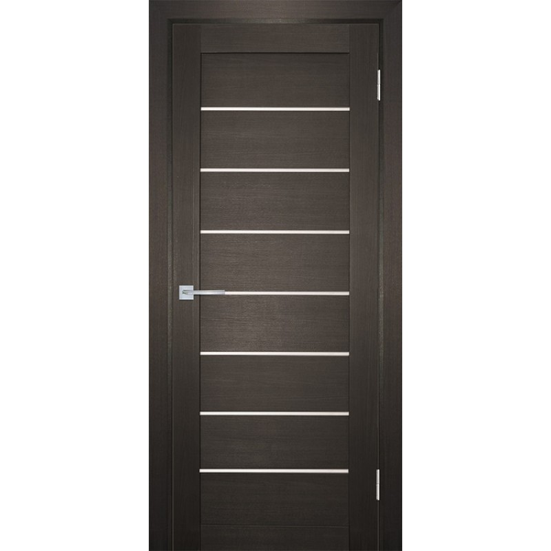 Межкомнатная Дверь МариаМ модель Техно 708 Венге мателюкс