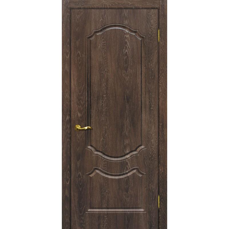 Межкомнатная Дверь МариаМ Сиена-2 Дуб корица
