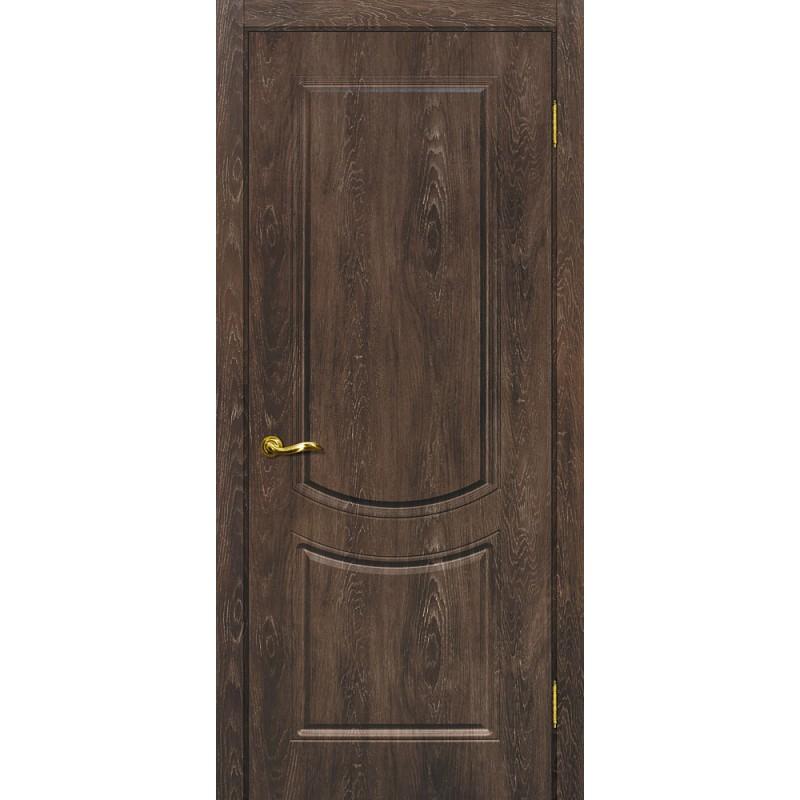 Межкомнатная Дверь МариаМ Сиена-3 Дуб корица
