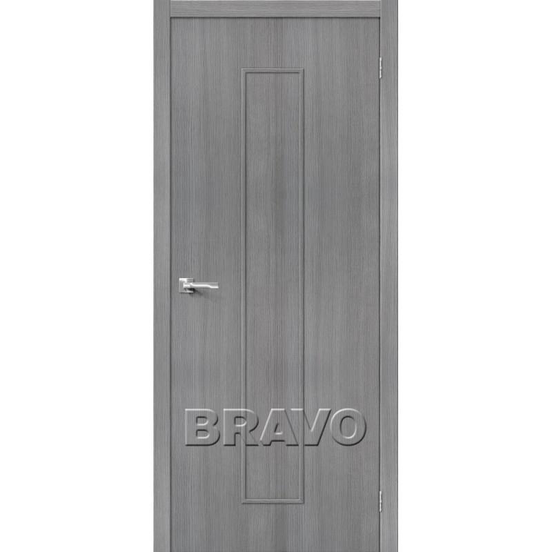 Межкомнатная Дверь Экошпон Тренд-13 3D Grey