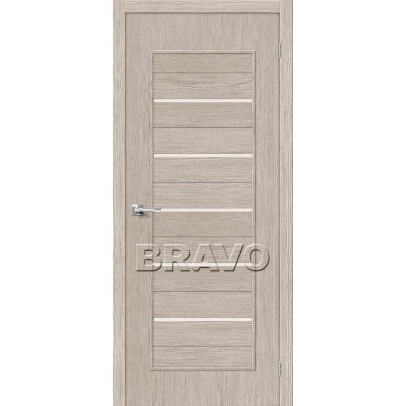 Межкомнатная Дверь Экошпон Тренд-22 3D Cappuccino