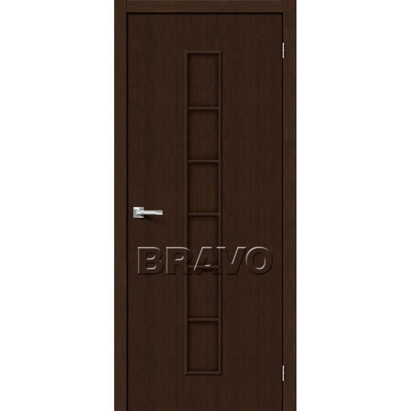 Межкомнатная Дверь Экошпон Тренд-11 3D Wenge