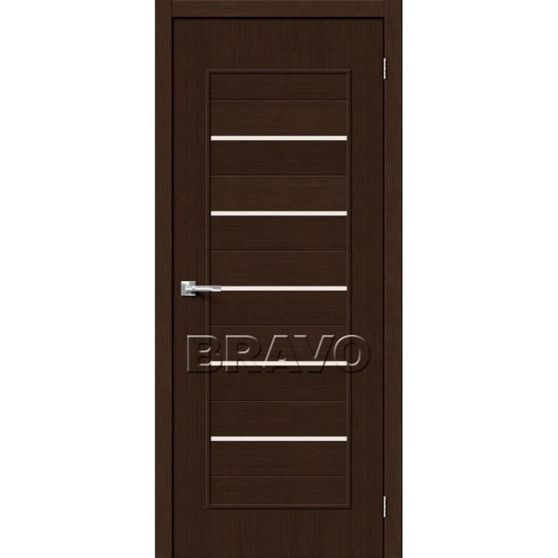 Межкомнатная Дверь Экошпон Тренд-22 3D Wenge