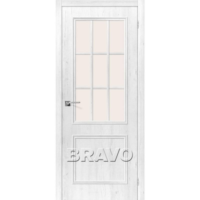 Межкомнатная Дверь Экошпон Симпл-13 3D Shabby Chic