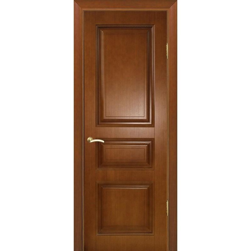 Ульяновская дверь Мулино 03 дуб медовый ДГ