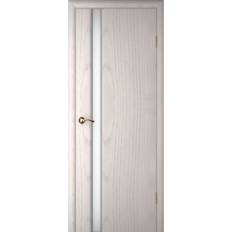 Ульяновская дверь Страто 01 ясень айсберг