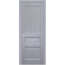 Ульяновские двери Вайт 02 ясень айсберг ДГ