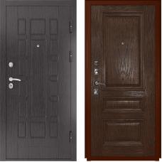 Входная дверь Luxor-5a Фараон-2 морёный дуб