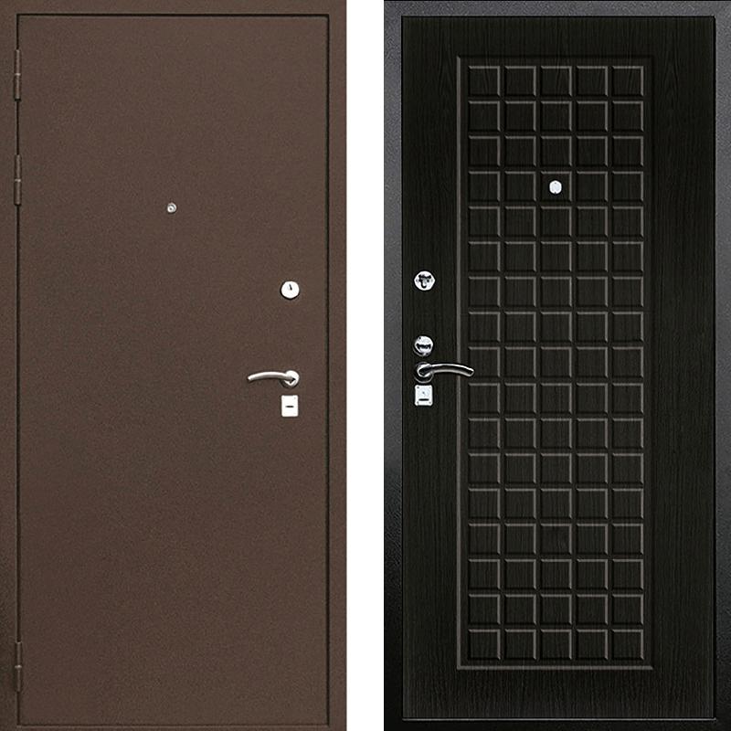 Входная дверь М-1 венге