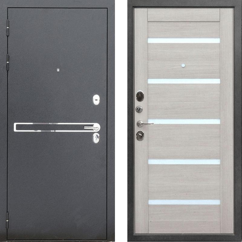 Входная дверь Соренто амурская лиственница