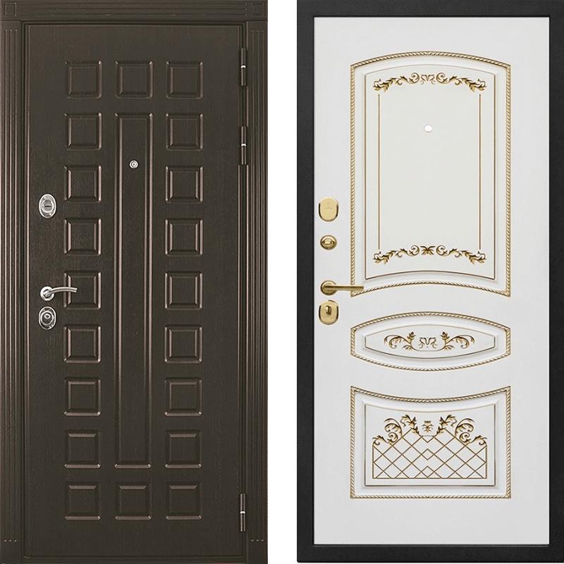 Входная дверь Триумф Карина-3