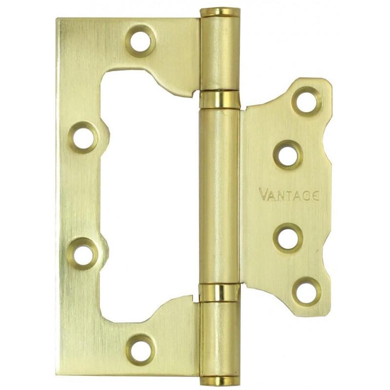 Петля накладная 2BB-SB матовое золото