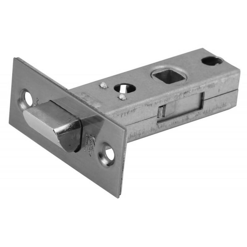 Защёлка межкомнатная L45SN матовый никель